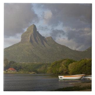 Mauritius, Western Mauritius, Tamarin, Montagne Tile