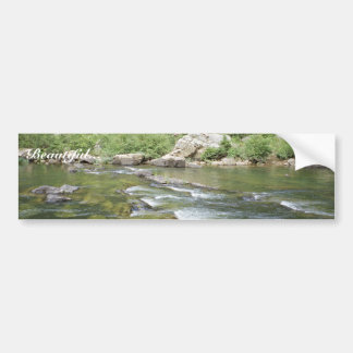 Maury River at Goshen Pass, Virginia Bumper Stickers