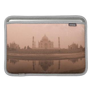 Mausoleum at the riverside, Taj Mahal, Agra Sleeve For MacBook Air