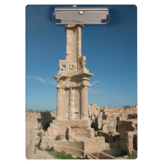 Mausoleum Of Bes, Sabratha, Az Zawiyah District Clipboard
