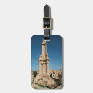 Mausoleum Of Bes, Sabratha, Az Zawiyah District Luggage Tag