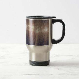 Mauve aLien lights Coffee Mugs