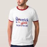 maverick and milf tshirt