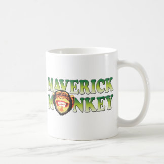 Maverick Monkey Mug