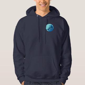 Mavericks -Half Moon Bay (Blue) Hoodie