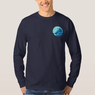 Mavericks -Half Moon Bay (Blue) T-Shirt
