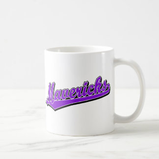 Mavericks in Purple Mugs