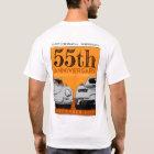 Mavs 55th Anniversary dark text T-Shirt