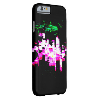 MavWil Glitch Lotus Case Barely There iPhone 6 Case