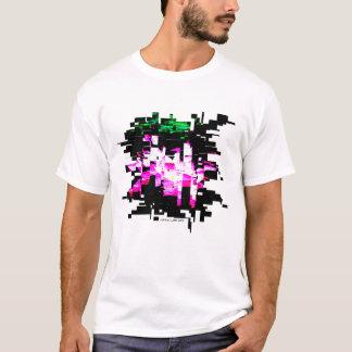 MavWil Glitch Lotus Shirt