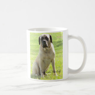 Max, English Mastiff Mug
