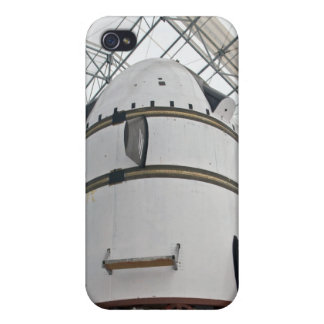 Max Launch Abort System vehicle iPhone 4 Cover