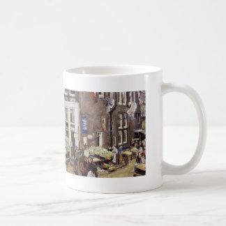 Max Liebermann- Jewish quarter in Amsterdam Classic White Coffee Mug