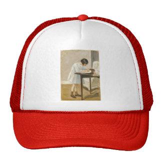 Max Liebermann- The Artist's Granddaughter Mesh Hats