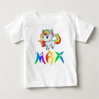 Max Unicorn Baby T-Shirt