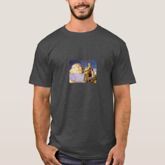 Maxfield Parrish - Contentment T-Shirt