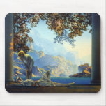 Maxfield Parrish Daybreak Mousemat