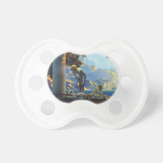 Maxfield Parrish Daybreak Pacifiers