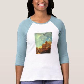 Maxfield Parrish Morning (Spring) Vintage Art Tshirts