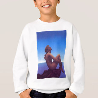 """Maxfield Parrish Stars"" Sweatshirt"
