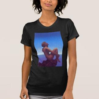 """""""Maxfield Parrish Stars"""" Tee Shirt"""