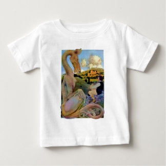 Maxfield Parrish's Conversation with a Dragon T Shirts