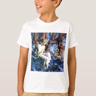 Maxfield Parrish's Fair Princess and the Gnomes Tee Shirts