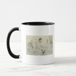 Maxim Gorky  Reading his Poem 'Children of Mug