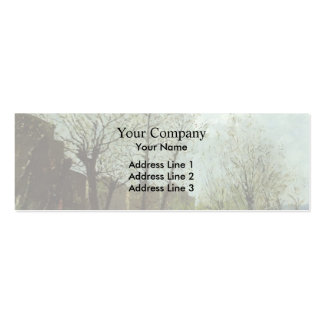 Maxime Maufra- Flood Pack Of Skinny Business Cards