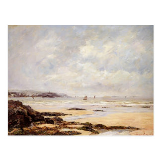 Maxime Maufra- Low Tide at Douarnenez Postcard