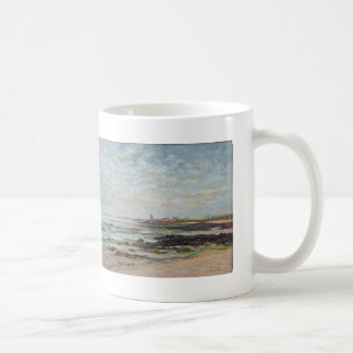 Maxime Maufra- Low Tide, Baie de Quiberon Classic White Coffee Mug