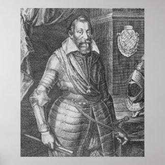 Maximilian I, Elector of Bavaria Poster