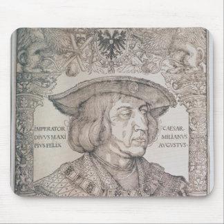 Maximilian I, Emperor of Germany , 1518 Mouse Mat