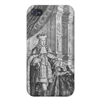 Maximilian II Emanuel , Elector of Bavaria Cover For iPhone 4