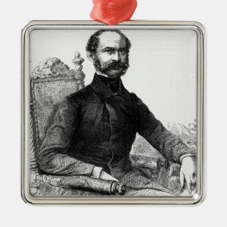 Maximilian II , King of Bavaria Christmas Ornament