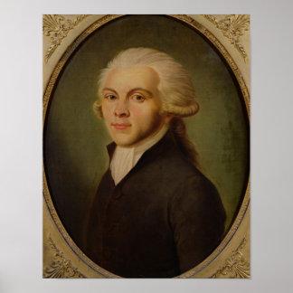Maximilien de Robespierre  c.1793 Posters