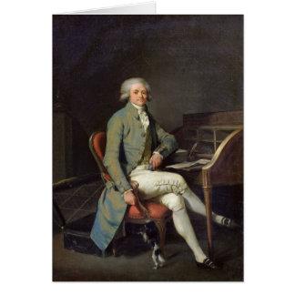Maximilien de Robespierre Card