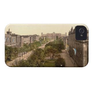Maximillianstrasse, Munich, Bavaria, Germany Case-Mate iPhone 4 Case
