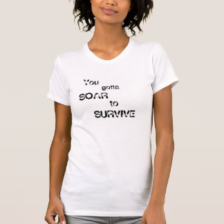 Maximum Ride, soar to survive T-Shirt