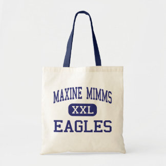 Maxine Mimms - Eagles - High - Seattle Washington Budget Tote Bag