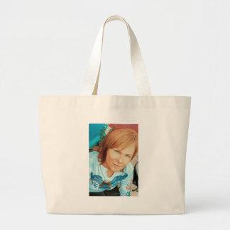 Maxine Taupin, Tiny Dancer: www.AriesArtist.com Jumbo Tote Bag