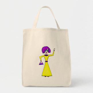 Maxine Grocery Tote Bag