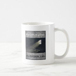 Maxine Waters Basic White Mug