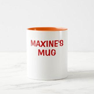 MAXINE'S MUG