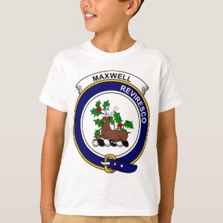 Maxwell Clan Badge T-Shirt