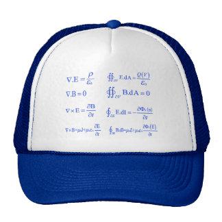 maxwell physics equation cap
