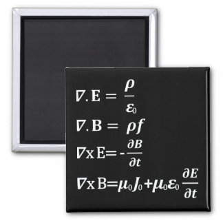 maxwell physics equation magnet