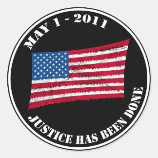 May 1, 2011 Sticker