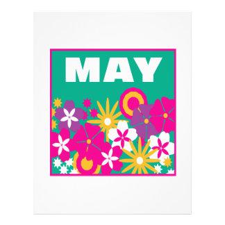 May 6 custom flyer