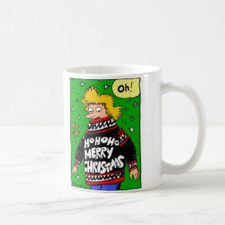 May all your Christmas sweaters be warm & ugly Mug